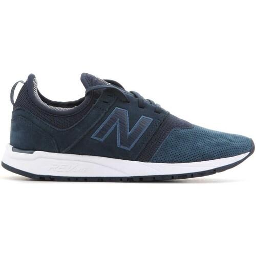 Topánky Ženy Nízke tenisky New Balance WRL247WP navy