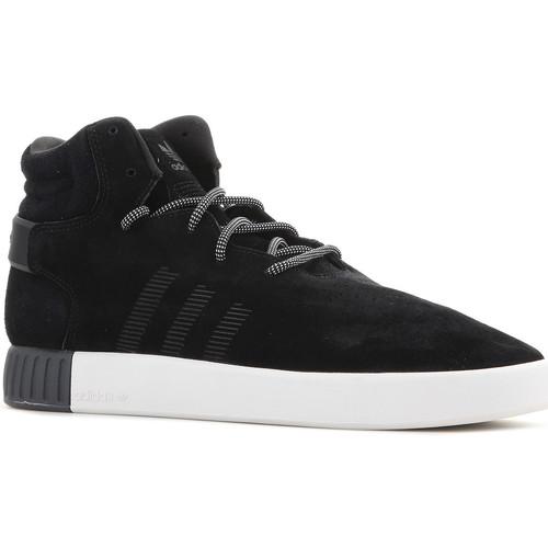 Topánky Muži Členkové tenisky adidas Originals Adidas Tubular Invader S80243 black