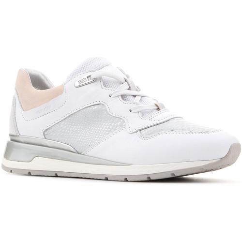 Topánky Ženy Nízke tenisky Geox Shahira B D62N1B 085KI C1352 white