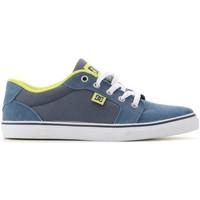 Topánky Chlapci Nízke tenisky DC Shoes DC Anvil ADBS300063-NVY navy
