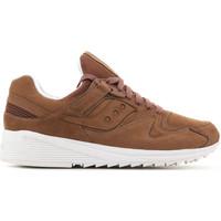 Topánky Muži Nízke tenisky Saucony Grid 8500 HT S70390-2 brown
