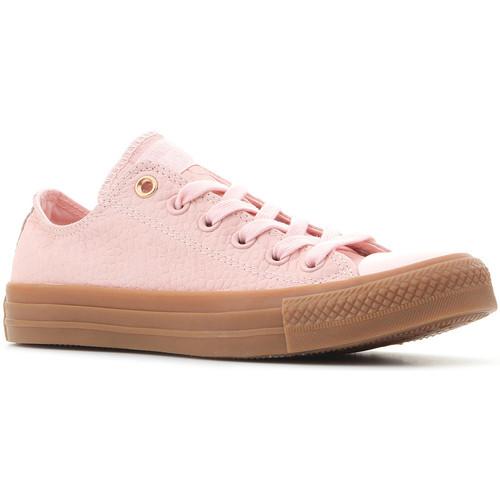 Topánky Ženy Nízke tenisky Converse Ctas OX 157297C pink