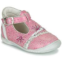 Topánky Dievčatá Sandále GBB MARINA Ružová