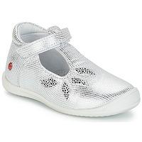 Topánky Dievčatá Nízke tenisky GBB MARGOT Vte / Strieborná