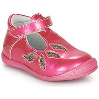 Topánky Dievčatá Sandále GBB MARGOT Ružová