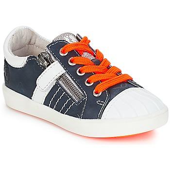 Topánky Chlapci Nízke tenisky GBB MAXANCE Námornícka modrá-biela