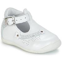 Topánky Dievčatá Nízke tenisky GBB PASCALE Vte / Biela