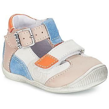 Topánky Chlapci Sandále GBB PIERRE Vtc / Šedo-modrá