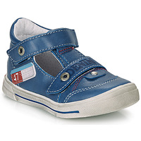 Topánky Chlapci Sandále GBB PEPINO Modrá