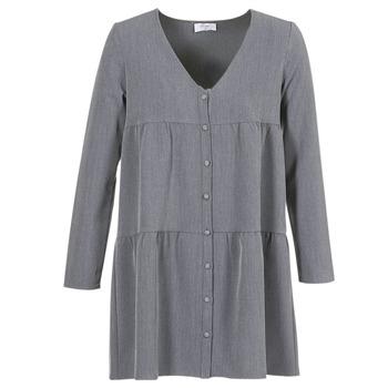 Oblečenie Ženy Krátke šaty Betty London JOGURET Šedá