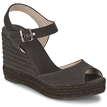 Topánky Ženy Sandále Castaner SALEM Hnedá