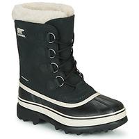Topánky Ženy Obuv do snehu Sorel CARIBOU Čierna