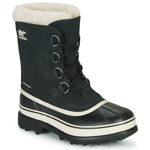 dbf1f6cd23 Topánky Ženy Obuv do snehu Sorel CARIBOU Čierna