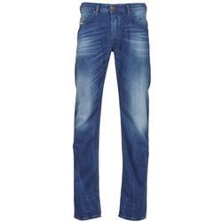 Oblečenie Muži Džínsy Slim Diesel BELTHER Modrá