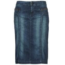 Oblečenie Ženy Sukňa Diesel DE-TRENKER Modrá