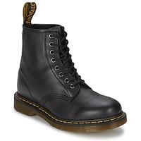 Topánky Polokozačky Dr Martens 1460 Čierna