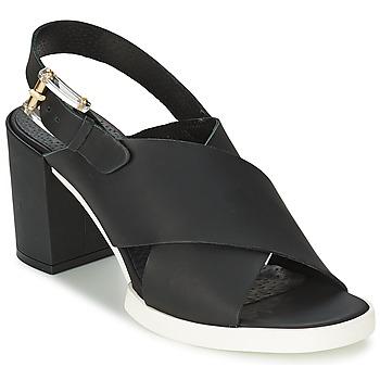 Topánky Ženy Sandále Miista DELILIAH Čierna