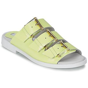 Topánky Ženy Šľapky Miista EMMIE Žltá