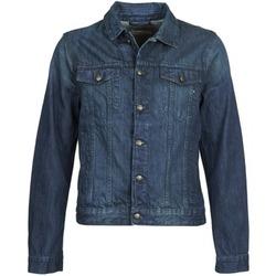 Oblečenie Muži Džínsové bundy Chevignon BREWA DENIM Modrá