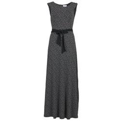 Oblečenie Ženy Dlhé šaty Alba Moda HEIDA Čierna