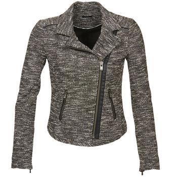 Oblečenie Ženy Saká a blejzre Ikks VERMILLION čierna