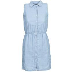 Oblečenie Ženy Krátke šaty Gant O. INDIGO JACQUARD Modrá