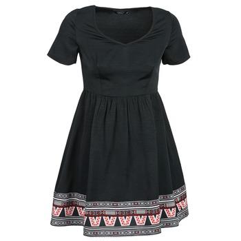Oblečenie Ženy Krátke šaty Eleven Paris NANA Čierna