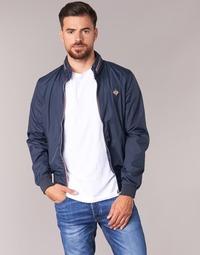 Oblečenie Muži Bundy  Schott CABILOTE Námornícka modrá
