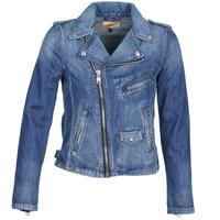 Oblečenie Ženy Džínsové bundy Schott JANIS Modrá