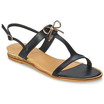 Topánky Ženy Sandále Elue par nous RSUCRE čierna