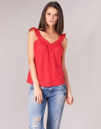 Oblečenie Ženy Blúzky Betty London KOCLA Červená