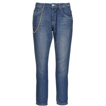 Oblečenie Ženy Rovné džínsy Gaudi AANDALEEB Modrá / Medium