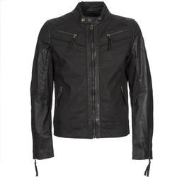 Oblečenie Muži Kožené bundy a syntetické bundy Redskins DRAKE čierna