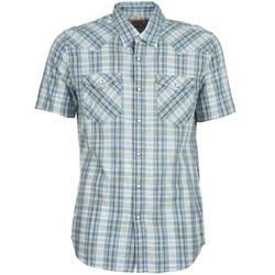 Oblečenie Muži Košele s krátkym rukávom Levi's WOVENS Modrá