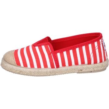 Topánky Chlapci Espadrilky Cienta BX287 Červená