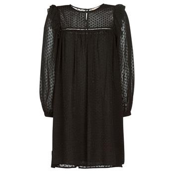 Oblečenie Ženy Krátke šaty Moony Mood BREYAT Čierna