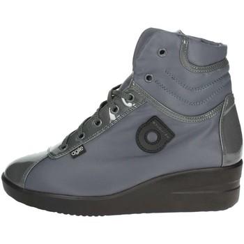 Topánky Ženy Členkové tenisky Agile By Ruco Line 200-54 Charcoal grey