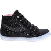 Topánky Ženy Členkové tenisky Fiori Di Picche Tenisky BX345 Čierna