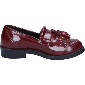 Topánky Ženy Mokasíny Emanuélle Vee mocassini bordeaux pelle BX382 Rosso