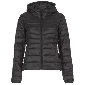 Oblečenie Ženy Vyteplené bundy Only ONLTAHOE Čierna