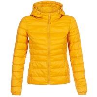 Oblečenie Ženy Vyteplené bundy Only ONLTAHOE Žltá