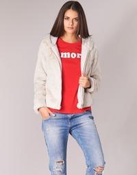 Oblečenie Ženy Bundy  Only ONLCHRIS Béžová