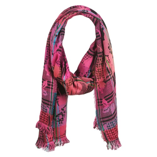 11bc4e53e Textilné doplnky Ženy Šále, štóle a šatky André BIRMINGHAM Ružová