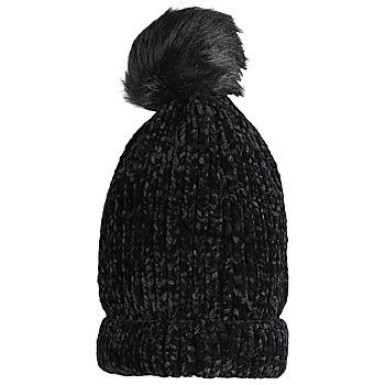 Textilné doplnky Ženy Čiapky André AURORE Čierna