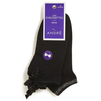 Doplnky Ženy Ponožky André BOW Čierna