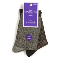 Doplnky Ženy Ponožky André LEOPARD Viacfarebná
