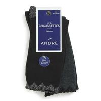 Doplnky Ženy Ponožky André COEUR Viacfarebná