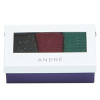 Textilné doplnky Ženy Ponožky André DOUCEUR Viacfarebná