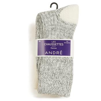 Textilné doplnky Ženy Ponožky André SNOW Viacfarebná