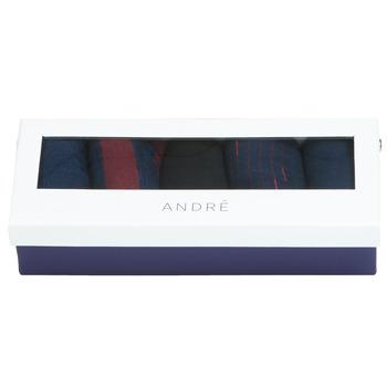 Textilné doplnky Muži Ponožky André YORK Námornícka modrá